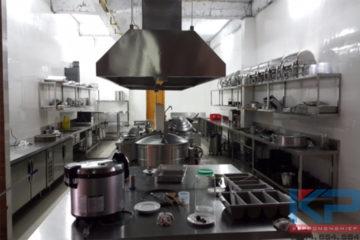 Quy trình cho một dự án hệ thống bếp ăn công nghiệp