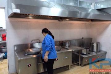 Cung cấp lắp đặt bếp điện từ mầm non tại Hưng Yên