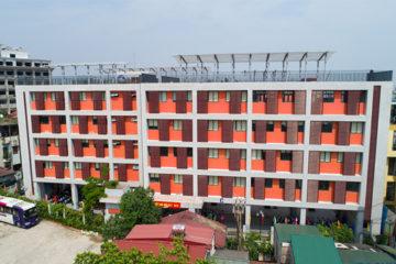 Lắp đặt bếp ăn một chiều trường tiểu học Chu Văn An- Hà Nội