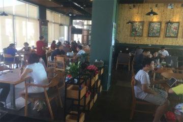 Cung cấp lắp đặt bếp nhà hàng Lê Trọng Tấn Hà Nội