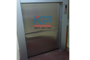 Lắp đặt thang máy tải thức ăn 150-200kg tại Hà Nội