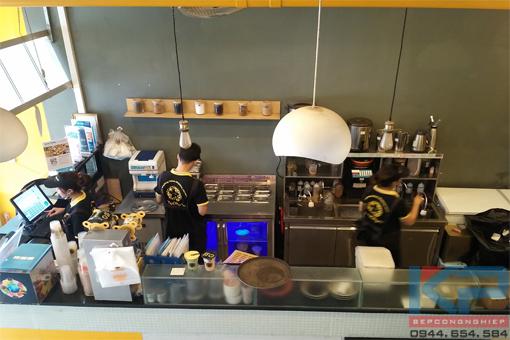 Chuyên cung cấp quầy inox trà sữa tại Hà Nội