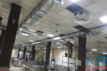 Lắp đặt thiết bị inox tại Vinacomin Quảng Ninh