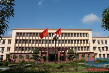 Cung cấp thiết bị bếp cho nhà khách tỉnh ủy Quảng Ninh