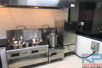 Hệ thống bếp cho trường học, mầm non