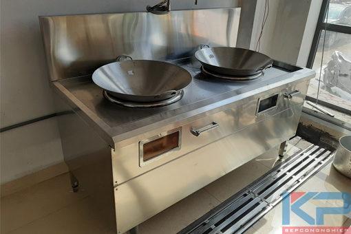 Bếp điện đôi từ lõm chảo rời