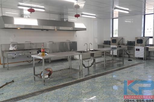 Tổng hợp 200+ Mẫu Lắp đặt hệ thống bếp công nghiệp