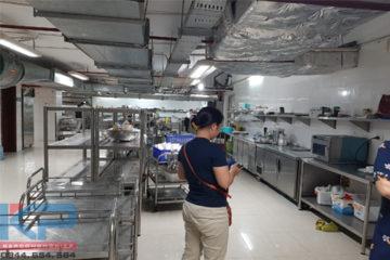 Cung cấp thiết bị bếp ăn công nghiệp