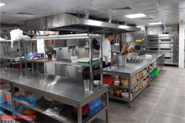 Cung cấp thiết bị inox bếp nhà hàng trọn gói giá rẻ