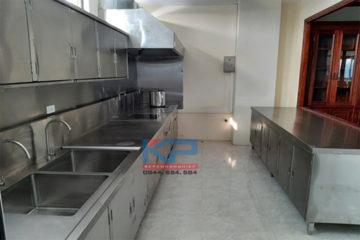 Lắp đặt thiết bị bếp công nghiệp giá rẻ tại Hà Nội