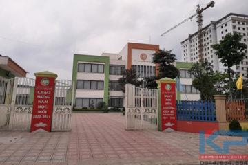 Bảo trì thiết bị bếp mầm non Hoa Sen sau 5 năm tại Bắc Ninh