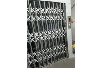 Thang tải hàng 500kg- 3 Stop tại khu công nghệ cao Hòa Lạc